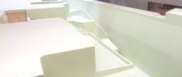 Nicoletto Ermes; TL Compositi; stampo coperta; mailing machine; deck mould