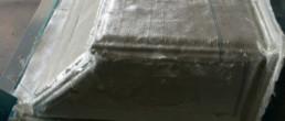 GRP infusion; carbon infusion; toilette floor infusion; pavimenti bagno infusione