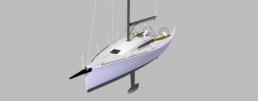 Officine TL Compositi; Italian composites; compositi italia; yacht; carbonfiber