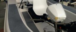 Ramphos advance; Amphibious boat; aircraft boat; barca volante; barca anfibio