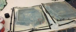 grp lamination; vacuo lamination; spare parts lamination; laminazione sottovuoto; laminazione vacuum