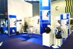 Officine TL Compositi e Cardolite allo stand JEC World a Parigi; Officine TL Compositi