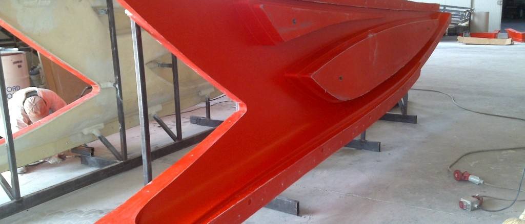 Stampo materiali compositi; stampi settore nautico; stampi vetroresina