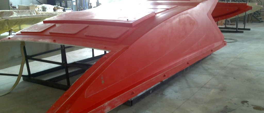 Hard top mould; Hard top stampo