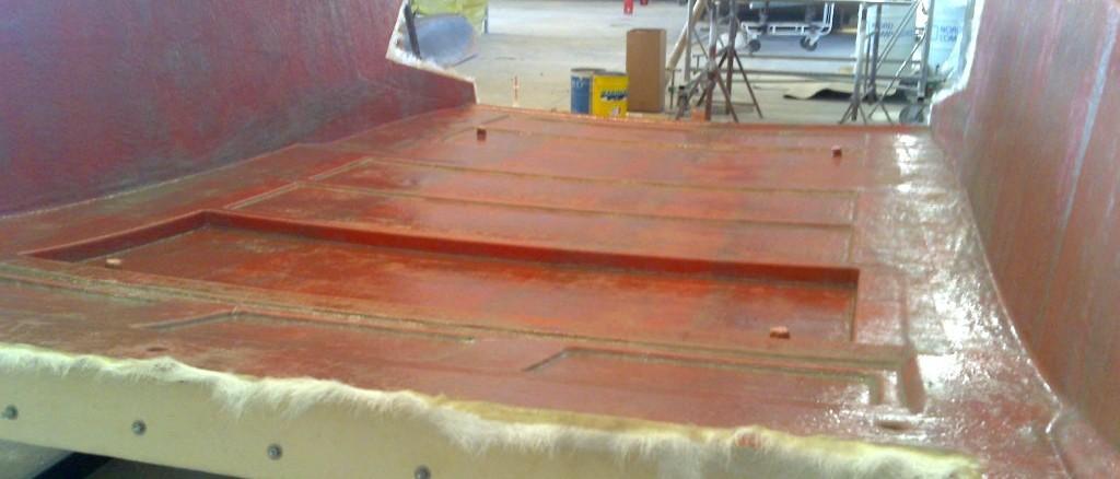 Composite material mold; GRP mold; stampo materiale composito; stampo fibrorinforzato; stampi settore nautico