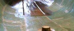 Hull wet lay up; laminazione manuale scafo; laminazione tradizionale scafo; Hull lamination; Sailboat lamination