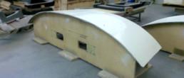 Officine TL Compositi; compositi; compositi Italia; Stampo selle imbarcazione; Mould Yacht craddle; Mold yacht creddle