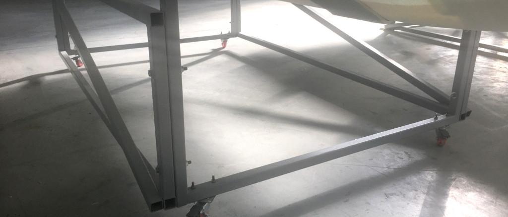 Officine TL Compositi; Invaso per ultraleggero; Selle per ultraleggero; Ultralight craddle