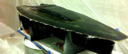 fibra di carbonio Friuli; modellini imbarcazioni; modellini materiale composito; modellini vetroresina