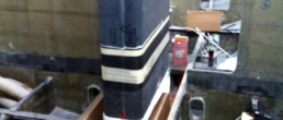 compositi Italia; Lifting keel box infusion; lifting keel installation; infusione chiglia mobile; carbon infusion