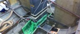 compositi Italia; Lifting keel box installation; lifting keel infusion; infusione scatola deriva mobile
