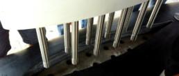 keel fitting; prova bulbo deriva; accoppiamento bulbo deriva