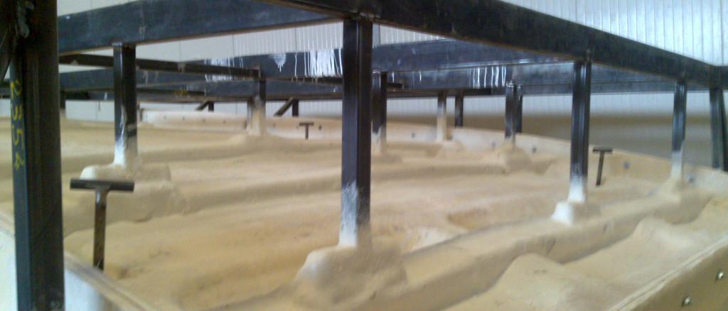Officine TL Compositi; fibra di carbonio Friuli; Strutture stampo materiale composito; strutture stampo vetroresina; Mould steel structures; Mold steel structures