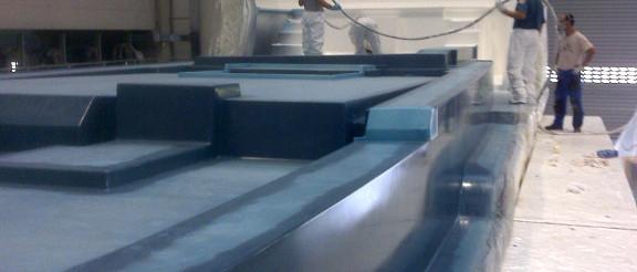 fibra di carbonio Friuli; One-off mould; One-off mold; stampi one-off; Stampi one off