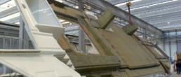Up side down deck; rotazione coperta; TL Compositi