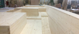 Mould structures; strutture stampo; one off mould; stampo one off; Modelleria Nicoletto; TL Compositi