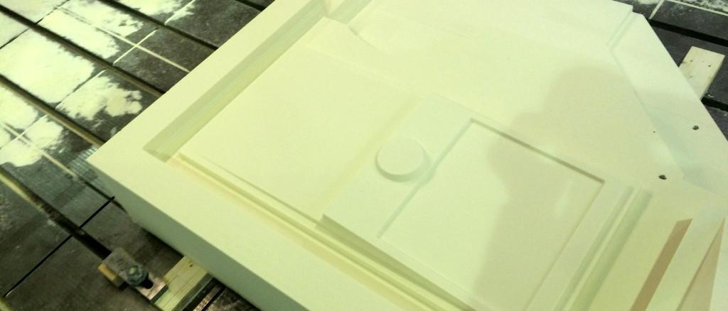 Milling machine; Modelleria Nicoletto Ermes; stampi one off; one off mould; toilette cabin; pareti bagno materiali compositi; GRP cabin; fiberglass cabin; carbon cabin; pareti vetroresina