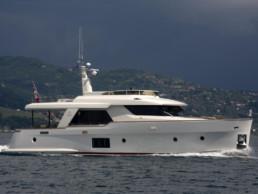 Skagen 70; Skagen motoscafo; Skagen 70 motor yacht