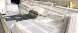 fibra di carbonio Friuli; TL Compositi; Deck infusion; One off deck infusion; Carbon infusion; carbon deck; infusione carbonio; infusione coperta carbonio; infusione coperta carbonio one off; infusione one off
