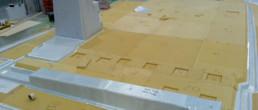 fibra di carbonio Friuli Venezia Giulia; Deck preparation; infusion preparation; pvc core; core infusion; infusione coperta; preparazione infusione materiali compositi; infusione
