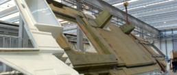 fibra di carbonio Friuli Venezia Giulia; Up side down deck; rotazione coperta;rotazione stampata coperta; motoryacht deck; infusione; infusion; GRP infusion; infusione GRP