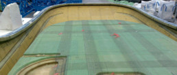 fibra di carbonio Friuli Venezia Giulia; fly bridge preparation; preparazione fly bridge; fly bridge motoryacht; fly bridge motoscafo; fly bridge infusion; infusione fly bridge