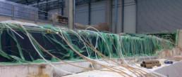 fibra di carbonio Friuli Venezia Giulia; Deck infusion; infusione coperta; GRP infusion; GRP infusione; coperta motoscafo
