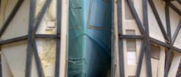 fibra di carbonio Friuli Venezia Giulia; Hull demolding; Full demoulding; estrazione scafo; estrazione stampata; scafo motoscafo