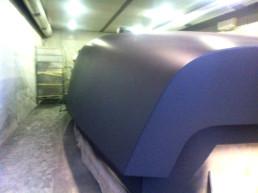 fibra di carbonio Friuli Venezia Giulia; Hull model; mould preparation; modello scafo